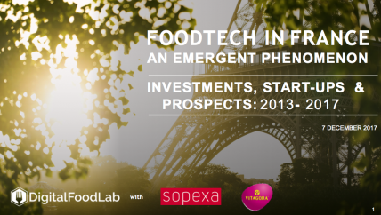 FoodTech in France